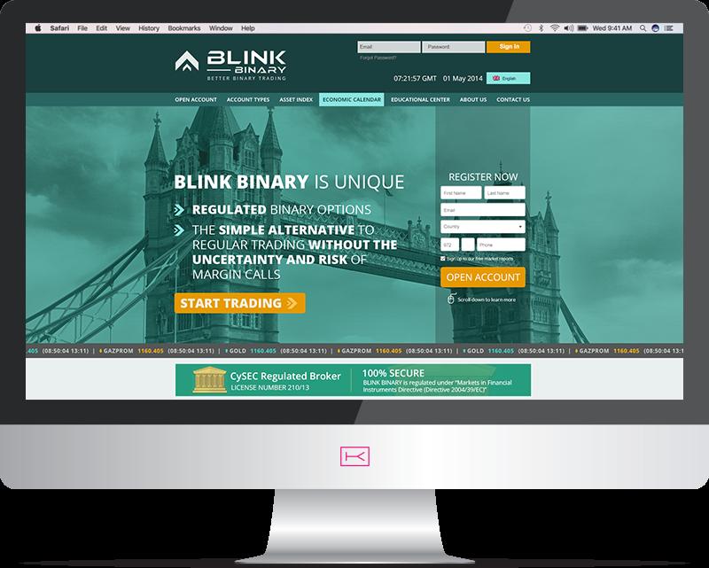 BlinkBinary